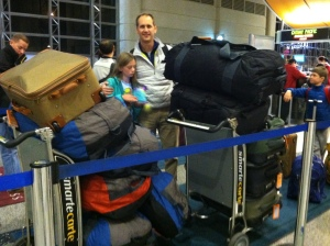 We may have overpacked!