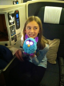 Furby gearing up to torture unsuspecting, nearby passengers