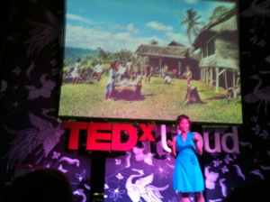 Captivating young Lovely Indonesian woman who brings libraries to poor villages in Bali